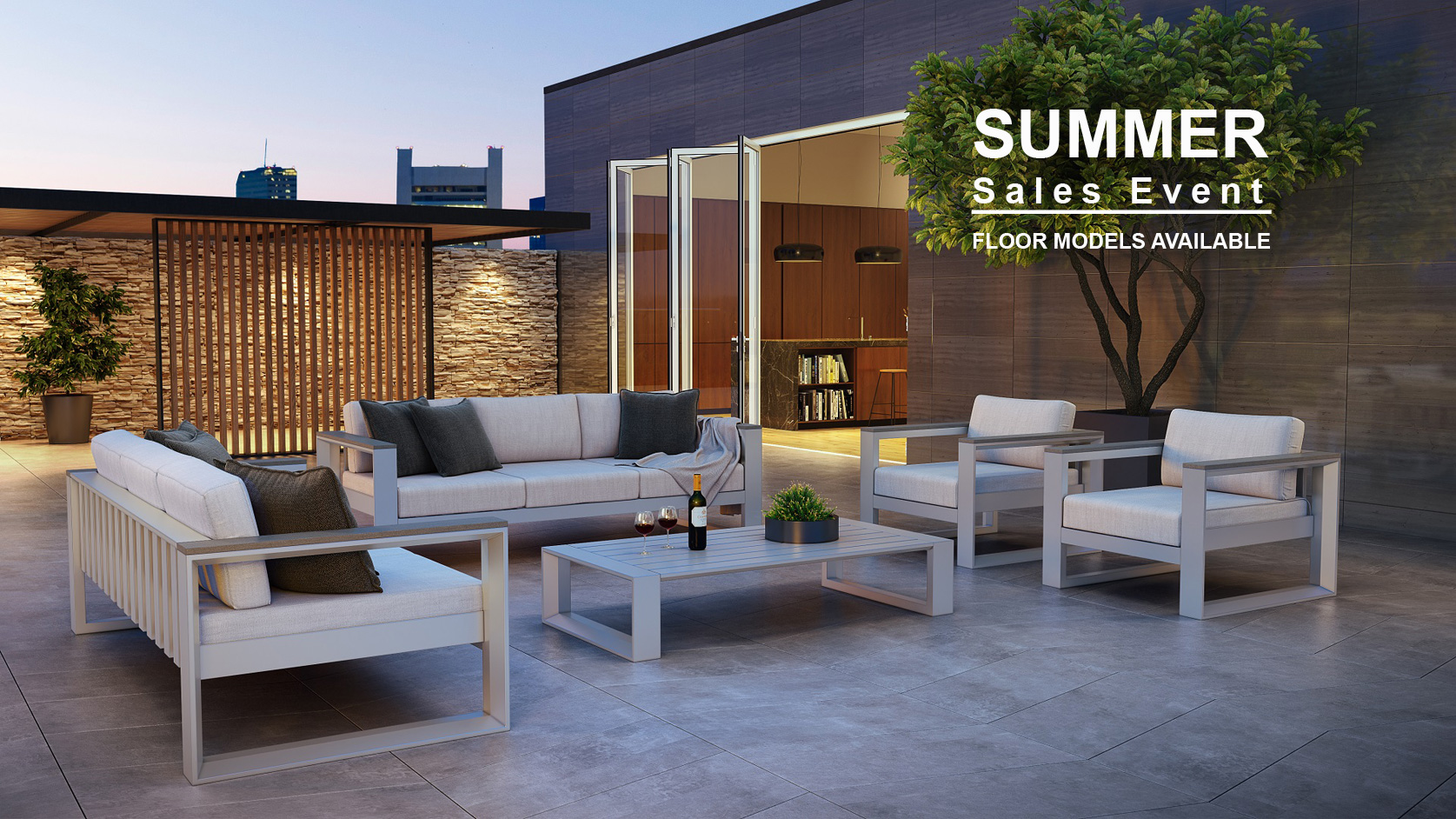 Belvedere Outdoor Furniture Collection